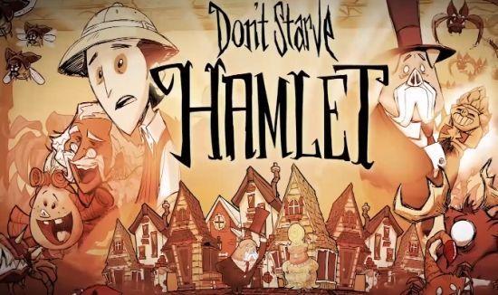 饥荒哈姆雷特攻略