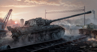坦克游戏下载
