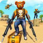 泰迪熊城市枪战
