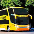教练巴士模拟山驾驶巴士