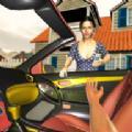 现代出租车接送模拟